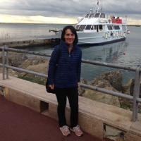 Picture of Cristina Cesio, STE(A)M IT focus group teacher
